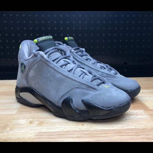 1bead0b7775bad Jordan Other - Nike Air Jordan Retro XIV 14 2005 Chartreuse sz 7
